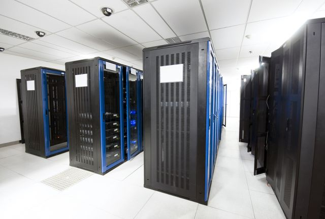 bigstock-A-server-room-with-black-serve-12177350